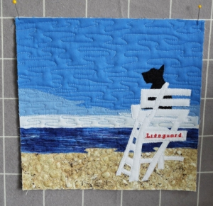 Mary's June Calendar Block