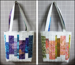Front and Back of tote.
