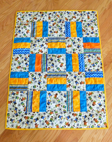 Charity Quilt - june1