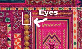 Hoffman - eyes