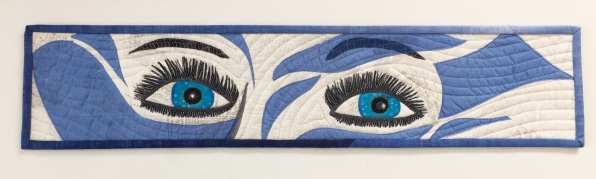 Mary's eye contact piece