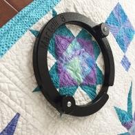 """8"""" hoop/ring"""
